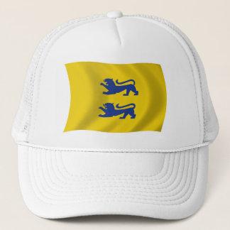 Danish Minority of Southern Schleswig Flag Hat
