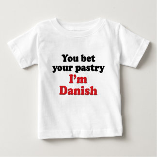 Danish Pastry 2 Baby T-Shirt