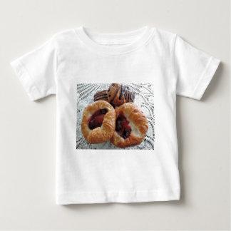 Danish Pastry Baby T-Shirt