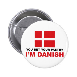 Danish Pastry Button