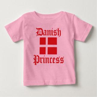 Danish Princess Baby T-Shirt