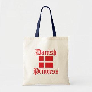 Danish Princess Tote Bag