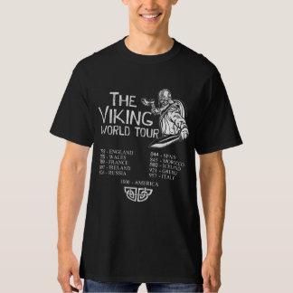 danish - THE VIKING WORLD TOUR T-Shirt