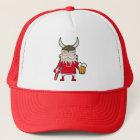 Danish Viking Fan Trucker Hat
