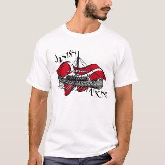 Danish Viking Ship cultural gifts of Denmark T-Shirt