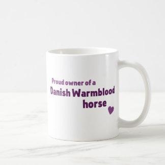 Danish Warmblood horse Coffee Mug