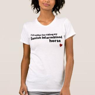Danish Warmblood horse T-Shirt