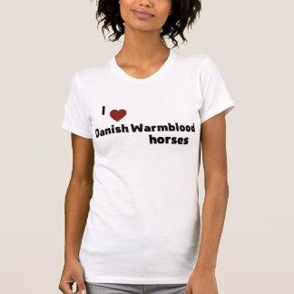 Danish Warmblood horses T-Shirt
