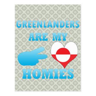 danishs are my Homies Postcard