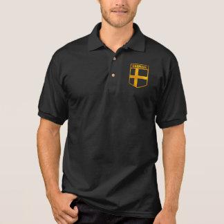 Danmark Emblem Polo Shirt