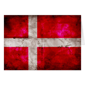 Danmark Flag Cards