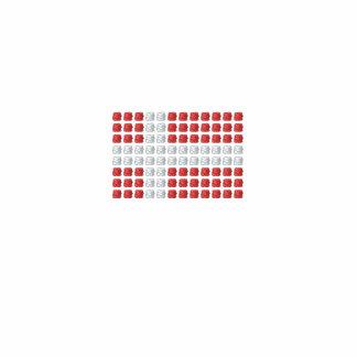 Danmark Flag T-Shirt - Danish Flag T-Shirt