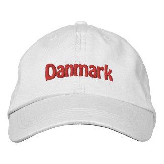 Danmark Gorra Bordada
