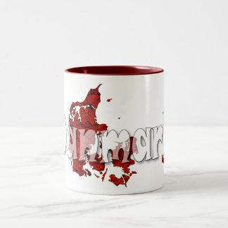 Danmark Coffee Mugs