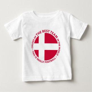 Danmark Shield Baby T-Shirt