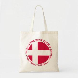 Danmark Shield Tote Bag