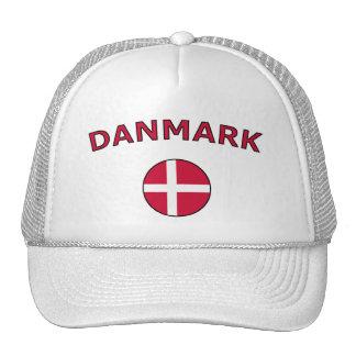 Danmark Trucker Hat
