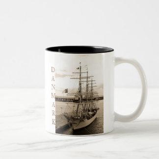 Danmark Two-Tone Coffee Mug