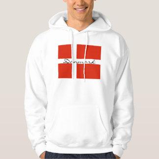 Danmark with Dannebrog Hoodie