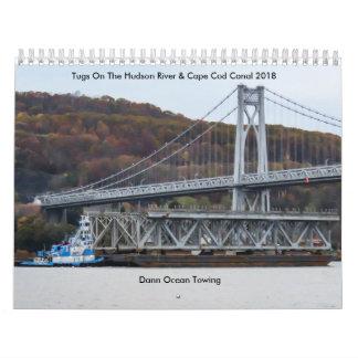 Dann Ocean Towing 2018 Calendar