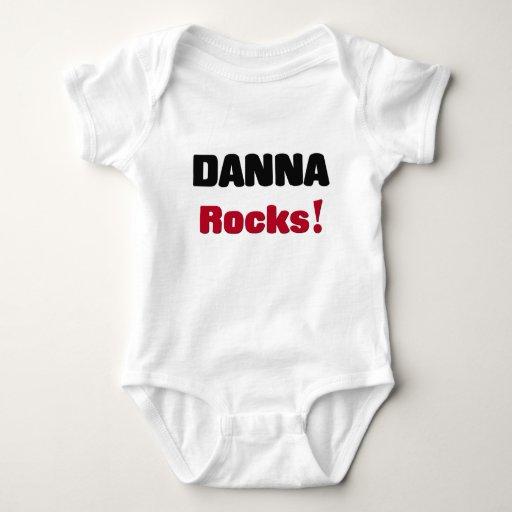 Danna Rocks T Shirts