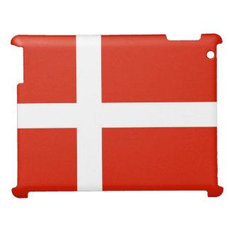 Dannebrog; The Official Flag of Denmark iPad Cases