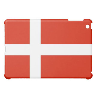Dannebrog; The Official Flag of Denmark iPad Mini Covers