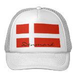 Dannebrog Trucker Hat