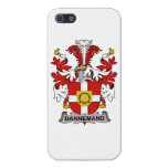 Dannemand Family Crest iPhone 5 Cover