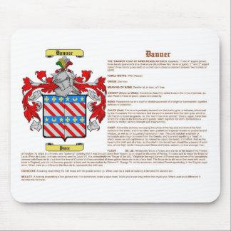 Danner (significado) alfombrillas de ratón