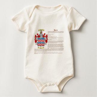 Danner (significado) body de bebé
