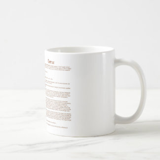 Danner (significado) taza