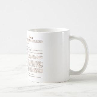 Danner (significado) taza de café
