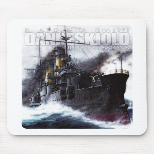 Danneskjold Repossessions Atlas Shrugged Mouse Pad