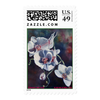 DANNI'S ORCHIDS, ROBINR... - Customized Postage