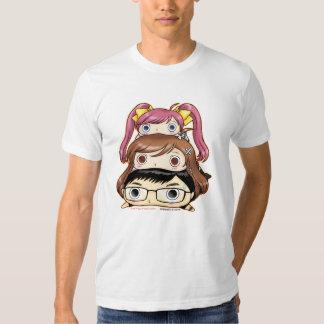 Danny choo + mascot fan art T-Shirt