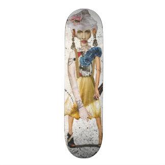 "Danny Daurko Skateboard Deck, 7/8"""