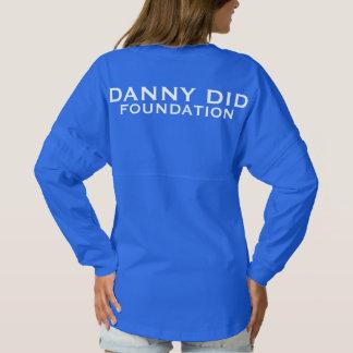 Danny Did Spirit Jersey - Royal Blue
