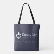 Danny Did Tote Bag - Navy