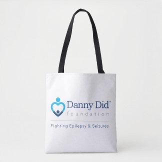 Danny Did Tote Bag - White