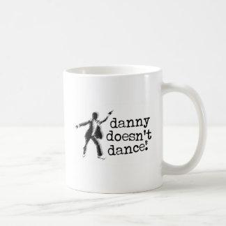 Danny Doesn't Dance Coffee Mug