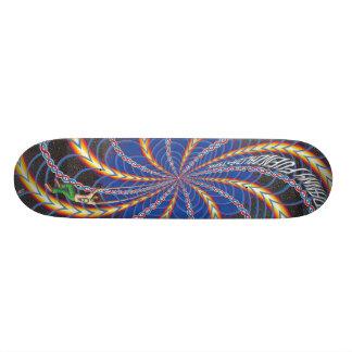 Danny Fuenzalida's Big Crunch Skateboard