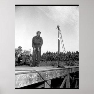 Danny Kaye, imagen and_War de la etapa bien Póster