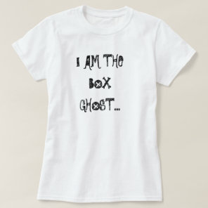 Danny Phantom Box Ghost T-shirt