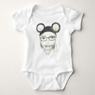 dannymouse baby bodysuit