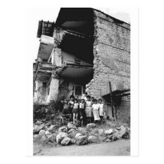 Daño a Stepanakert Postal