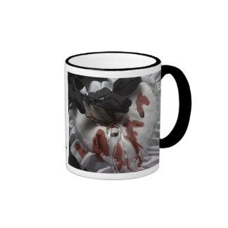 Daños del amor tazas de café