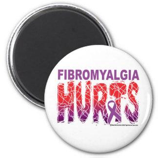 Daños del Fibromyalgia Imán Para Frigorífico