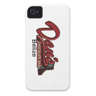 Dan's Chocolate Bar iPhone 4 Case