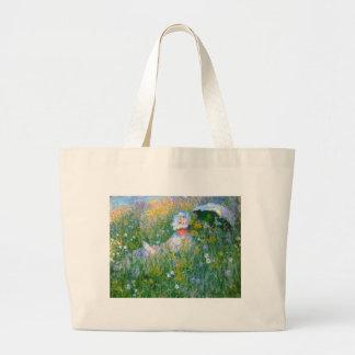 Dans La Prairie Tote Bag